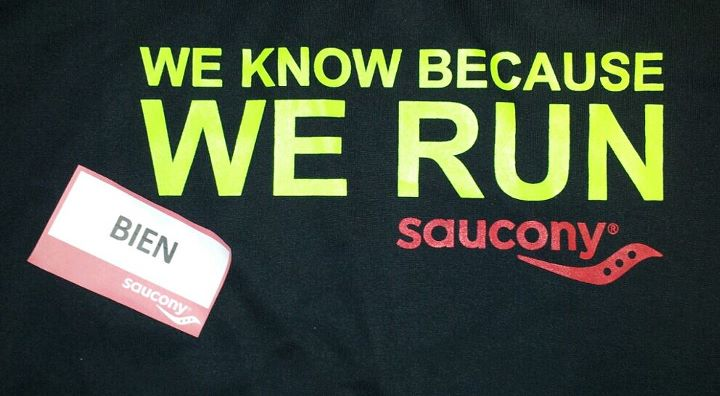 We Know Because We Run: Saucony, the Philippine Launch ; P